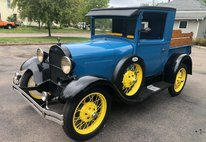 1928 Ford Closed Cab Pickup