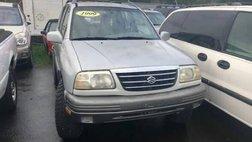 1999 Suzuki Grand Vitara JLX