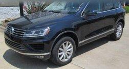 2015 Volkswagen Touareg V6 Executive