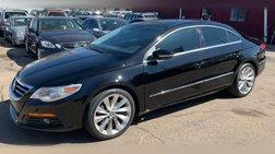 2011 Volkswagen CC Lux Limited