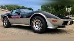 1978 Chevrolet Corvette Silver Anniversary Pace Car