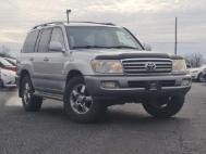 2006 Toyota Land Cruiser Base
