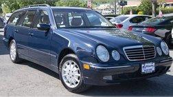 2003 Mercedes-Benz E-Class E 320 4MATIC
