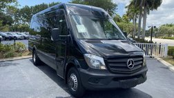 2018 Mercedes-Benz Sprinter 3500XD