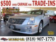 2011 Cadillac STS V6 Luxury Sport
