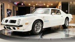 1974 Pontiac Firebird Trans Am Super Duty