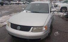 2000 Volkswagen Passat GLS 1.8T