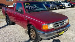 1996 Ford Ranger Splash
