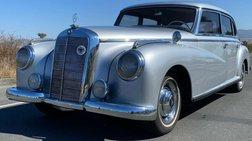 1953 Mercedes-Benz 1953 MERCEDES-BENZ 300D ADENAUER