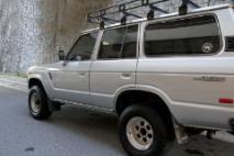 1986 Toyota Land Cruiser Base