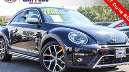 2016 Volkswagen Beetle 1.8T Dune PZEV