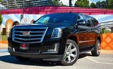 2019 Cadillac Escalade ESV Luxury