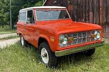 1971 Ford Bronco XLT