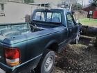 1996 Ford Ranger Green