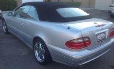 2002 Mercedes-Benz CLK-Class CLK 320