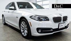 2015 BMW 5 Series 535d