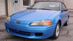 1997 Toyota Paseo Base