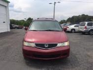 2002 Honda Odyssey EX-L w/Navi