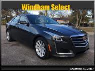 2016 Cadillac CTS 2.0T