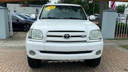 2004 Toyota Tundra Limited