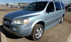 2007 Chevrolet Uplander Cargo