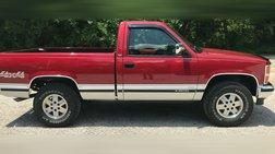 1991 Chevrolet Silverado 1500 Silverado