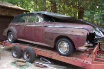 1941 Oldsmobile Ninety-Eight