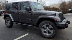 2016 Jeep Wrangler Unlimited Backcountry