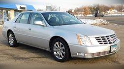 2009 Cadillac DTS Premium Luxury