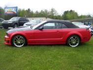 2007 Ford Mustang Roush Roadster