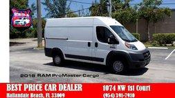 2018 Ram Ram ProMaster Cargo 2500 136 WB