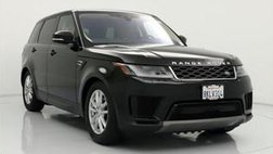2019 Land Rover Range Rover Sport SE Td6