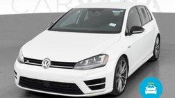 2017 Volkswagen Golf R Base