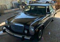 1975 Mercedes-Benz garage kept, diesel engine