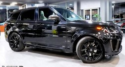 2018 Land Rover Range Rover Sport SVR