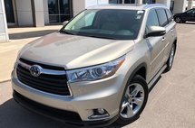 2015 Toyota Highlander Hybrid Limited Platinum