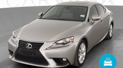 2016 Lexus IS 200t Base