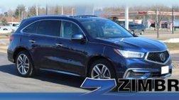 2018 Acura MDX SH-AWD w/Advance