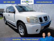 2006 Nissan Armada SE