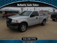 2006 Ford F-150 Reg. Cab Short Bed 2WD
