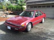 1989 Honda Accord LXi