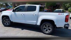 2015 Chevrolet Colorado 4WD Crew Cab 128.3