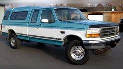 1996 Ford F-250 XLT