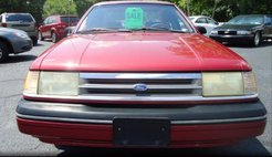 1990 Ford Tempo LX