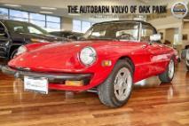 1981 Alfa Romeo Spider Veloce