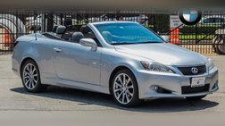 2014 Lexus IS 250C Base