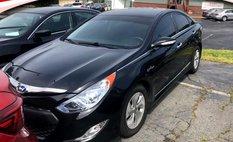 2015 Hyundai Sonata Hybrid Sedan