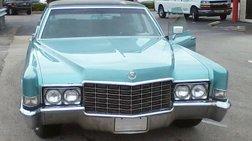 1969 Cadillac Brougham original