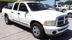 2002 Dodge Ram 1500 Base