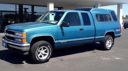 1997 Chevrolet C/K 1500 Ext Cab 141.5